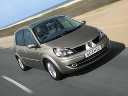 photo de Renault Scenic 2