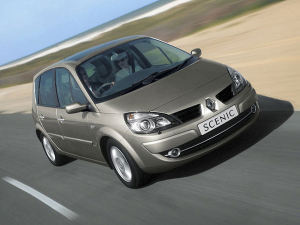 2003 renault scenic ii 2 0 related infomation specifications weili automotive network. Black Bedroom Furniture Sets. Home Design Ideas