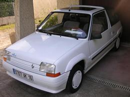 Renault Super 5 Belle-ile