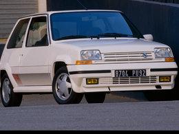 Renault Super 5 Gt Turbo