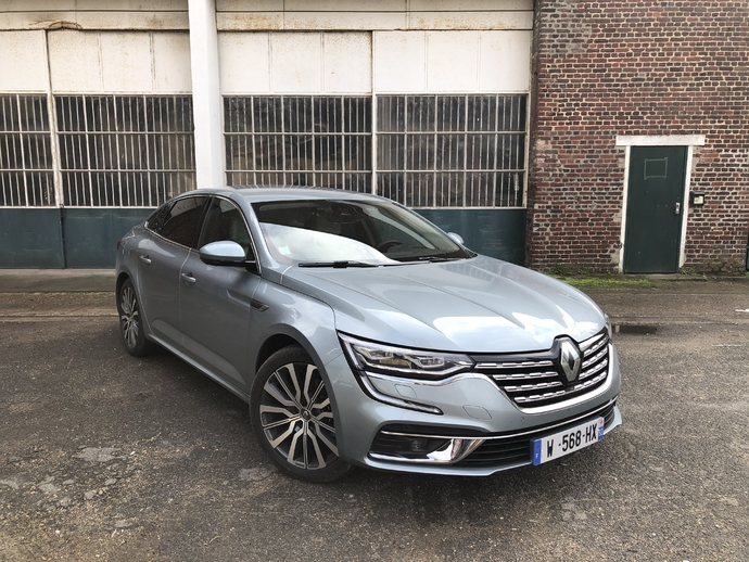 Photo renault talisman 2017