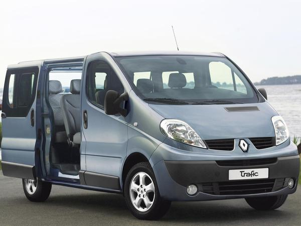 renault trafic 2 combi essais fiabilit avis photos. Black Bedroom Furniture Sets. Home Design Ideas