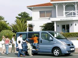 Renault Trafic 2 Passenger