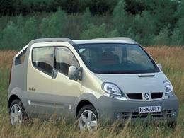Renault Trafic Deck Up