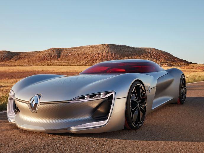 RenaultTrezor Concept