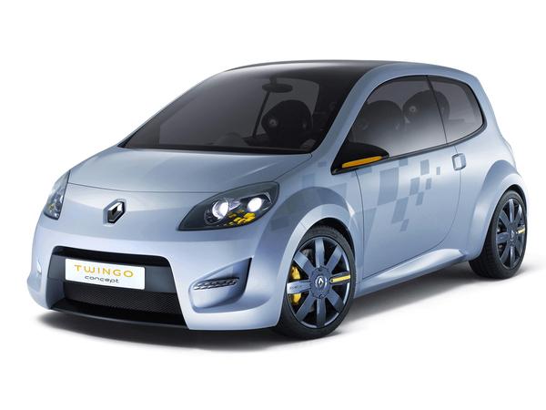 RenaultTwingo Concept