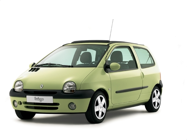 Photo renault twingo 2002