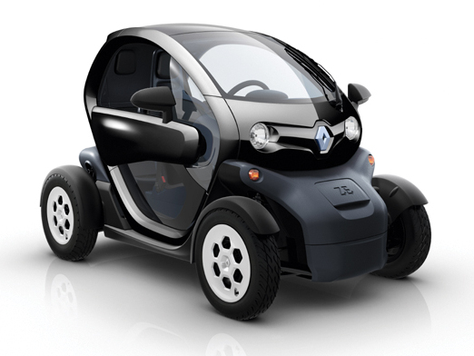 argus renault twizy 2012 45 color. Black Bedroom Furniture Sets. Home Design Ideas