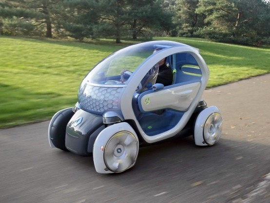 RenaultTwizy Concept