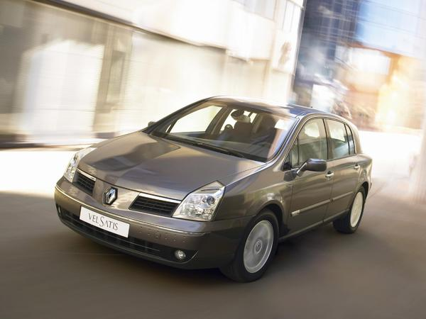 Photo renault vel satis 2006