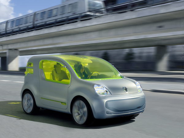 RenaultZe Concept