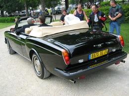 Rolls Royce Corniche 3