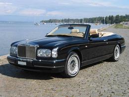Rolls Royce Corniche 4