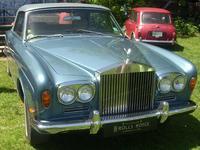 photo de Rolls Royce Corniche Coupe