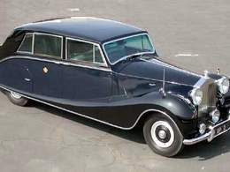 Rolls Royce Phantom 4