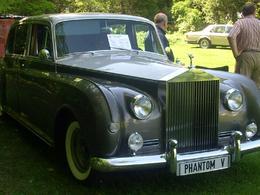 Rolls Royce Phantom 5