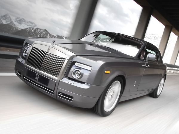 Photo rolls royce phantom 2010