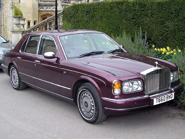 Photo ROLLS ROYCE SILVER SERAPH