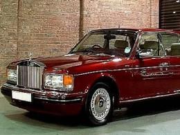 Rolls Royce Silver Spirit 2