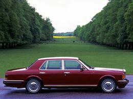 Rolls Royce Silver Spirit 4