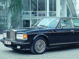 Rolls Royce Silver Spur 2