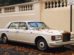Rolls Royce Silver Spur 3