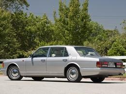Rolls Royce Silver Spur 4