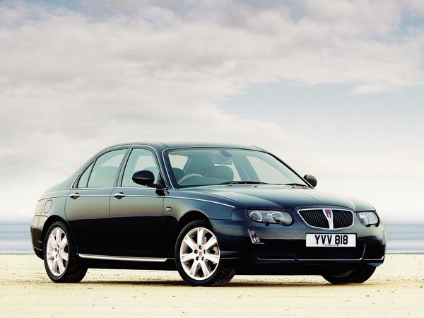 rover 75 essais fiabilit avis photos vid os. Black Bedroom Furniture Sets. Home Design Ideas