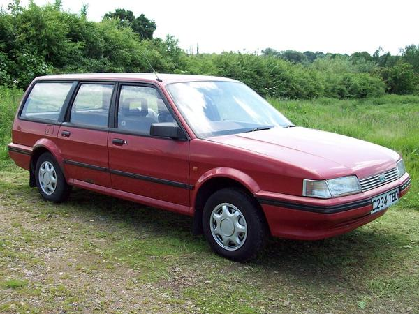 Photo rover montego 1992