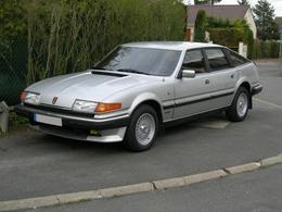 Rover Sd1 2400