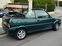 Rover Serie 100 Cabriolet