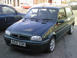 Rover Serie 100