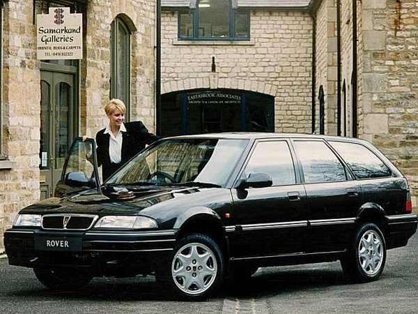 argus rover serie 400 1996 tourer 418 sld turbo. Black Bedroom Furniture Sets. Home Design Ideas