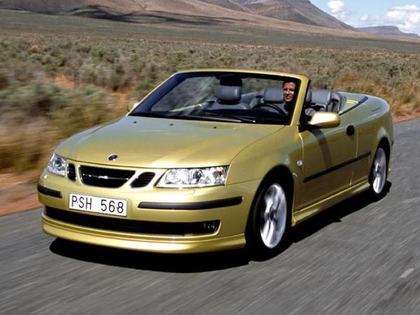 Saab 9-3 Cabrio (2e Generation)