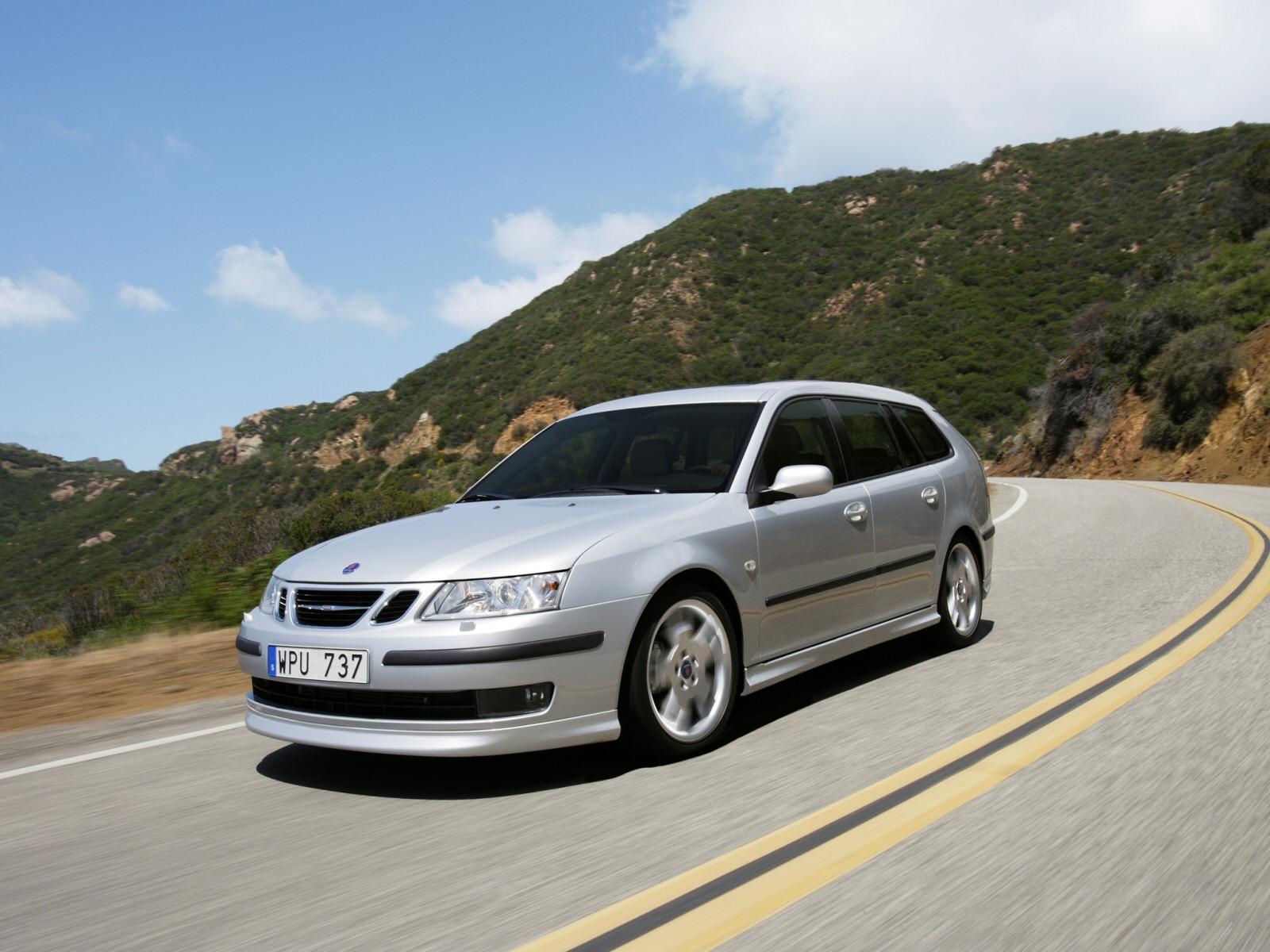 Saab 9 3 Sport Hatch 2e Generation