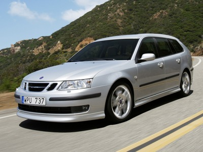 Saab 9-3 Sport-hatch (2e Generation)