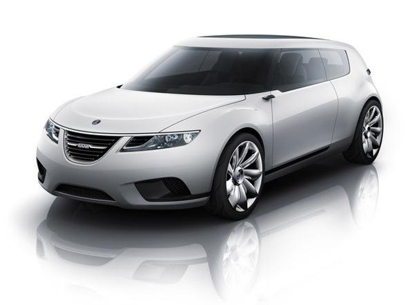 Saab9-x Biohybrid Concept