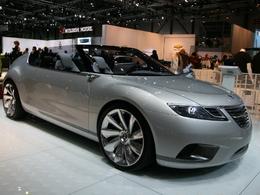 Saab 9-x Convertible Concept