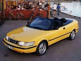 Saab 900 (2e Generation) Cabriolet