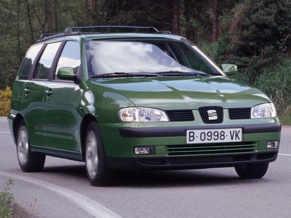 Photo seat cordoba 2000