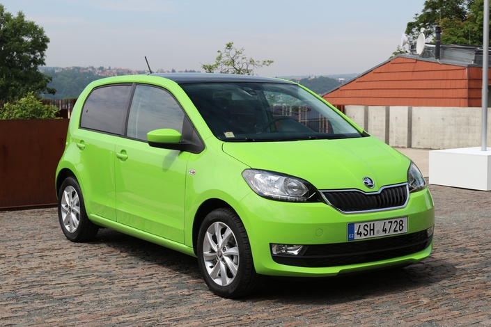 skoda citigo essais fiabilit avis photos prix. Black Bedroom Furniture Sets. Home Design Ideas