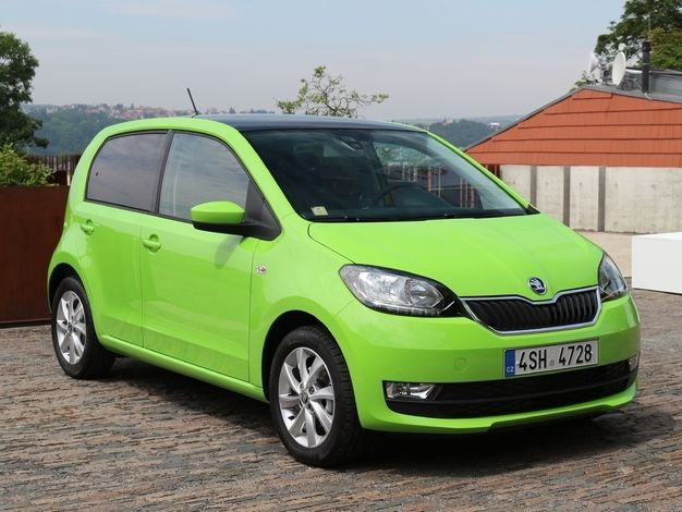 Photo skoda citigo 2015