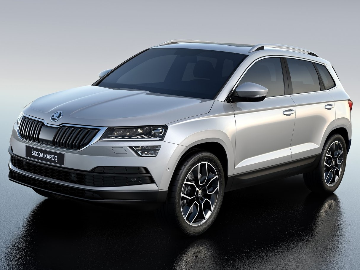 skoda karoq essais fiabilit avis photos prix. Black Bedroom Furniture Sets. Home Design Ideas