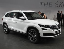 fiche technique skoda kodiaq 2 0 tdi 150 scr business dsg7 2017. Black Bedroom Furniture Sets. Home Design Ideas
