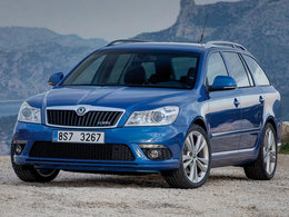 photo de Skoda Octavia 2 Combi Rs