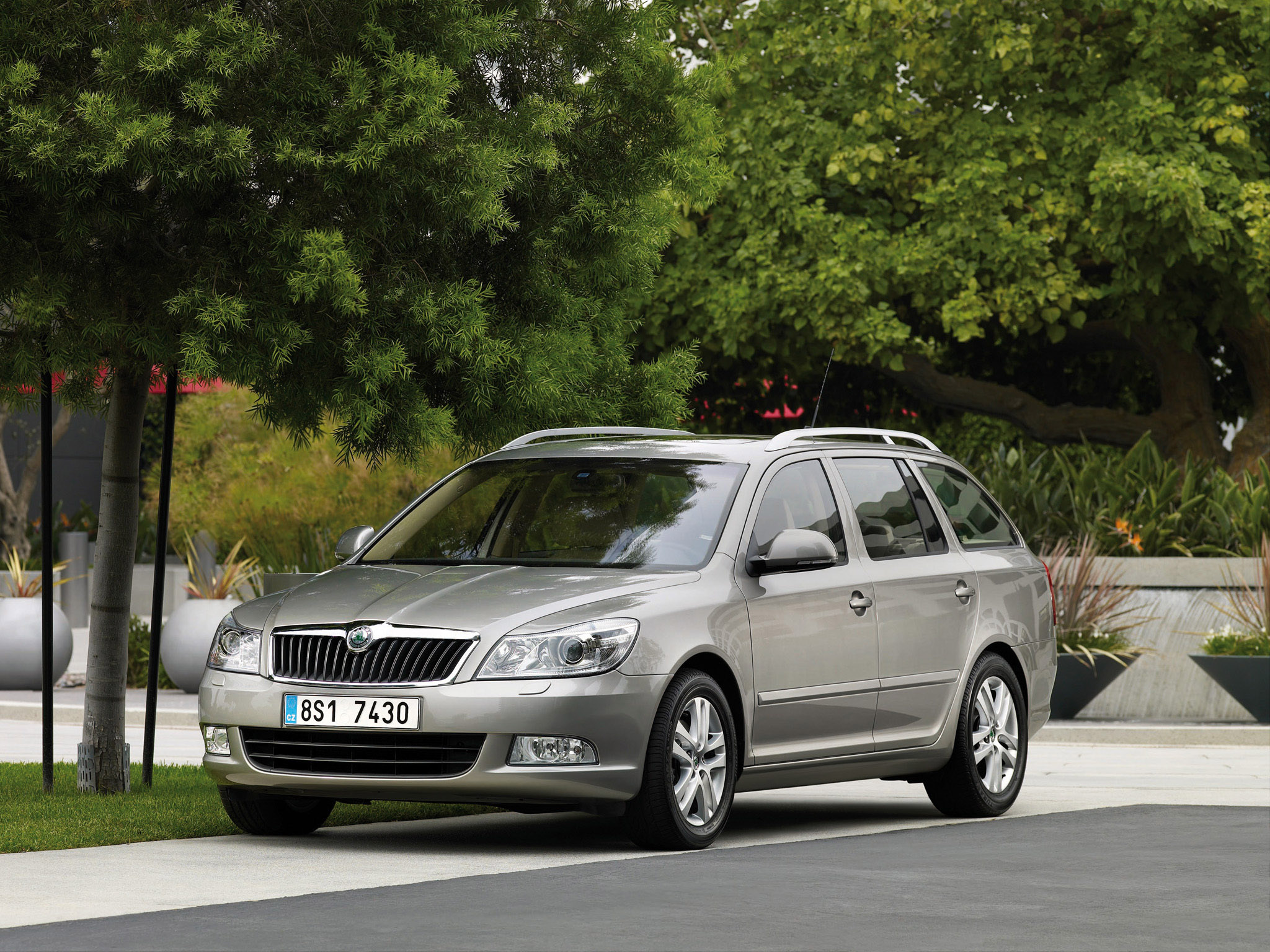 skoda octavia 2 combi essais fiabilit avis photos. Black Bedroom Furniture Sets. Home Design Ideas