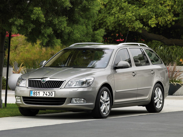 argus skoda octavia 2009 ii combi 1 9 tdi 105 classic. Black Bedroom Furniture Sets. Home Design Ideas