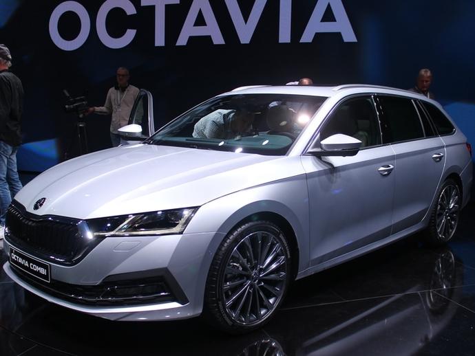 Skoda Octavia 4 Combi