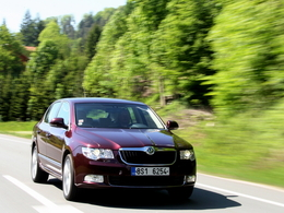 photo de Skoda Superb 2 Utilitaire