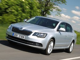 photo de Skoda Superb 2